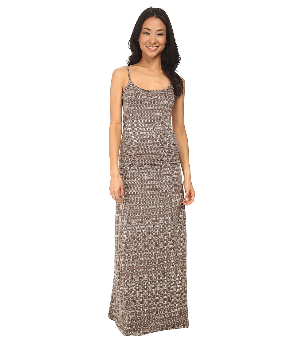 Toad&Co Long Island Dress (Falcon Brown Aspen Print) Women