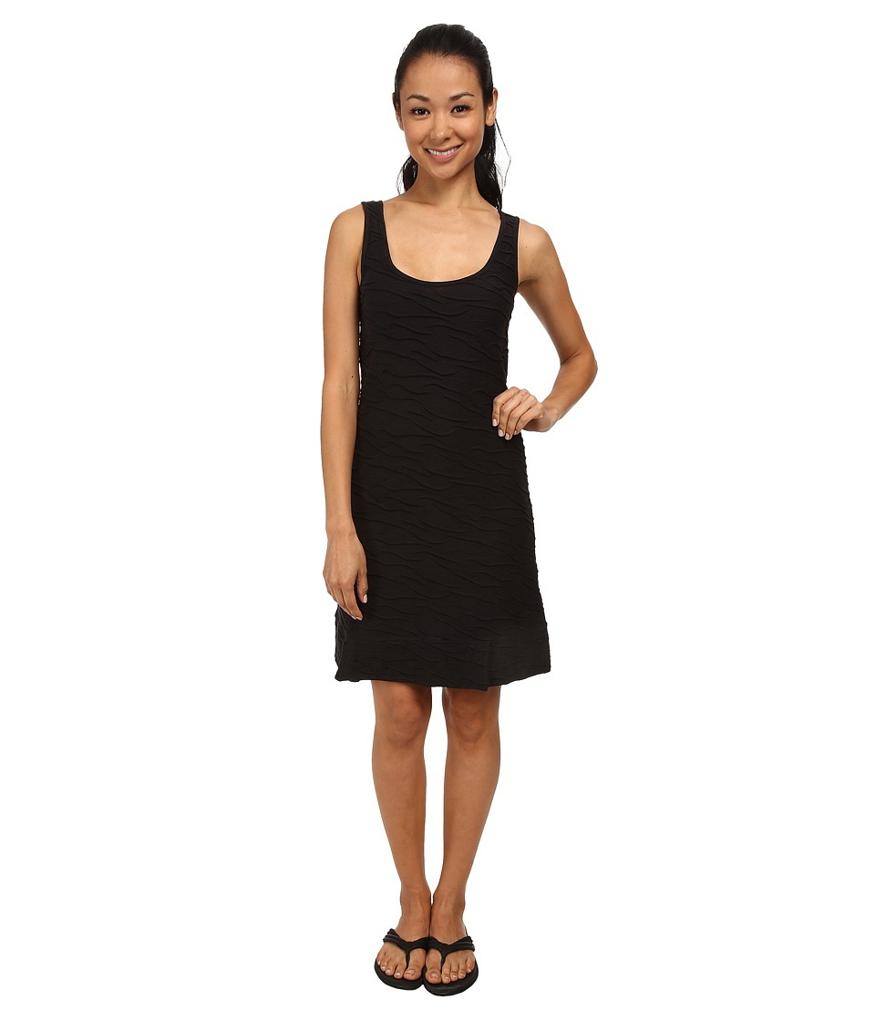 Toad&Co - Samba Wave Tank Dress (Black) Women's Dress