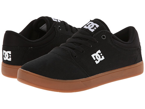 DC Kids - Crisis TX (Big Kid) (Black.Gum) Boys Shoes