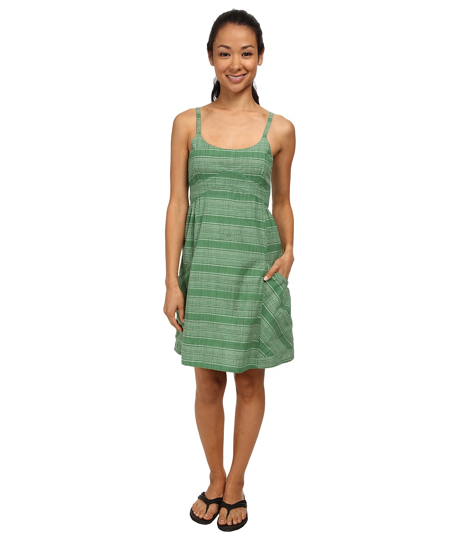 Toad&Co - Dizzie Dress (Agave) Women's Dress
