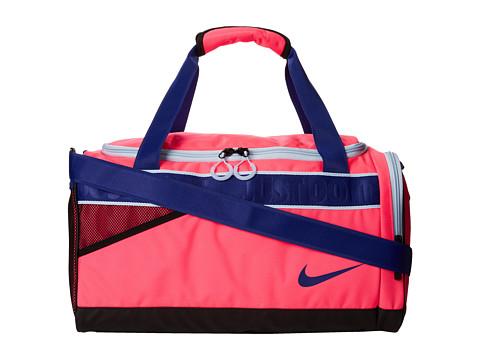 Nike - Varsity Duffel (Pink Pow/Polar/Deep Royal Blue) Duffel Bags