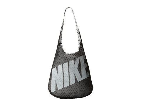 Nike - Graphic Reversible Tote (Black/Black/White 1) Tote Handbags