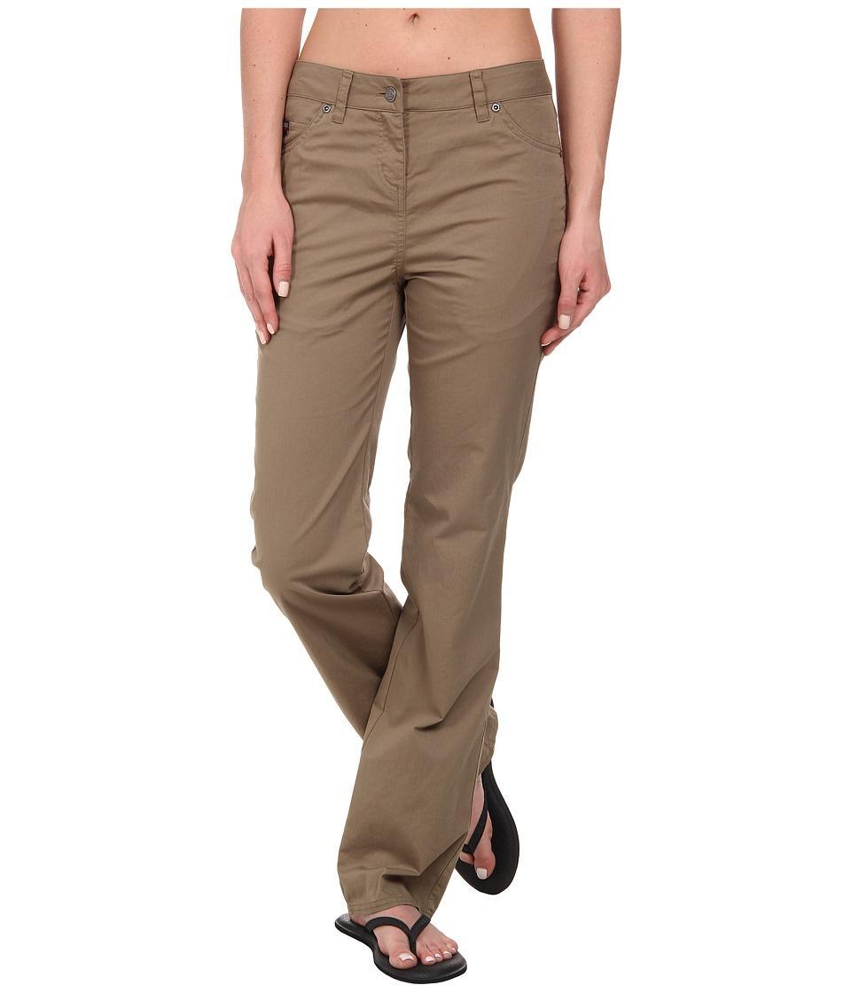 ExOfficio - BugsAway Akamai Pant (Walnut) Women's Casual Pants