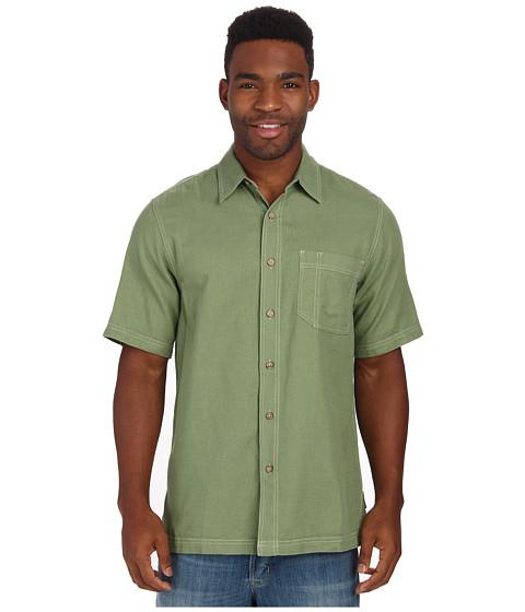 Royal Robbins - Cool Mesh S/S (Artichoke) Men's Short Sleeve Button Up
