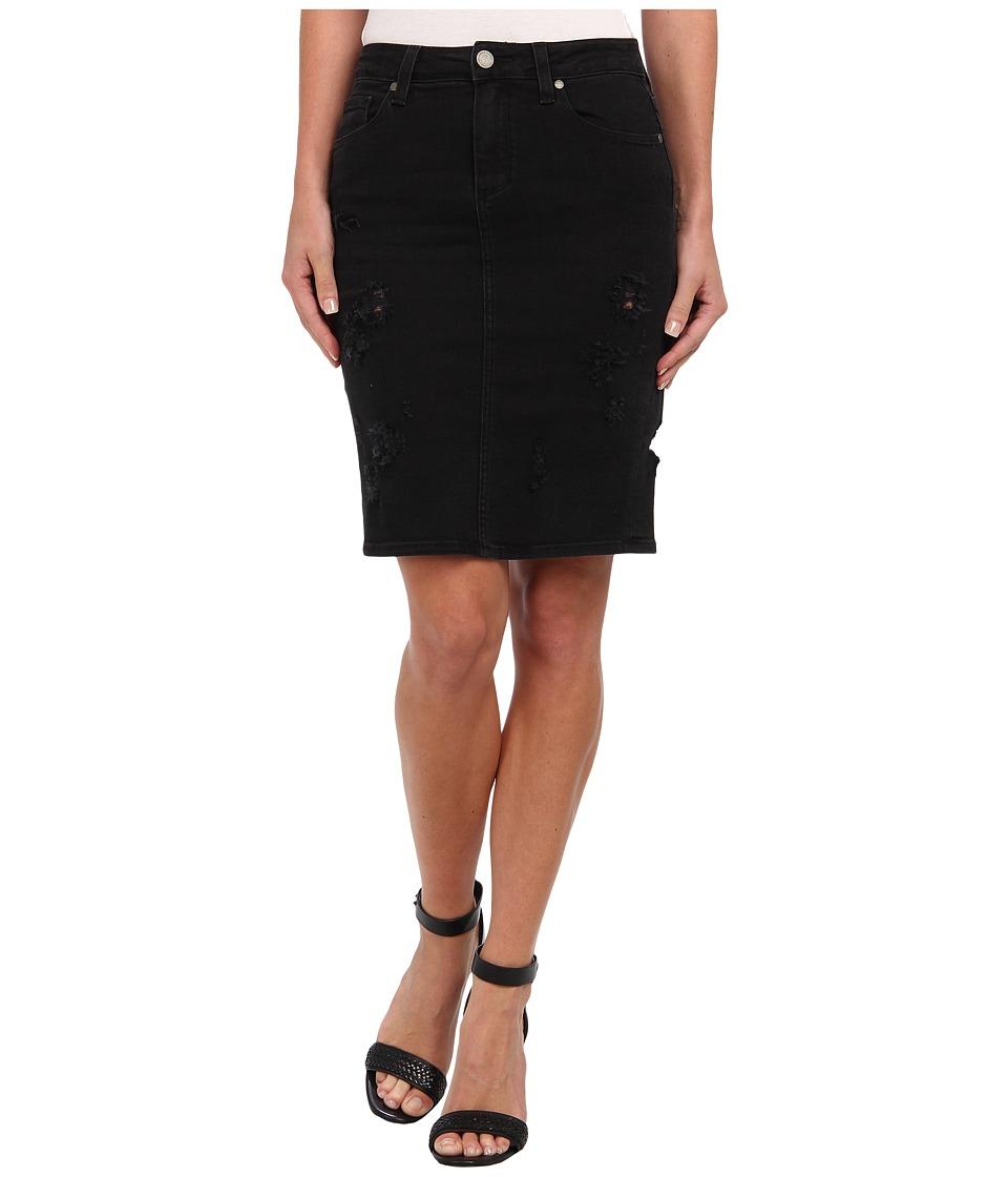 Paige - Deirdre Skirt in Ramone Destructed (Ramone Destructed) Women's Skirt