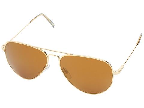 Electric Eyewear Av1 Large (Bronze Havana/M Bronze Chrome) Sport Sunglasses