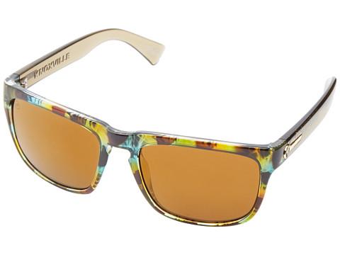 Electric Eyewear Knoxville (Bronze Havana/Bronze Chrome) Sport Sunglasses