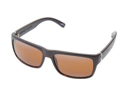 Electric Eyewear - Back Line (Black Eyed Tortoise/M Grey) Sport Sunglasses
