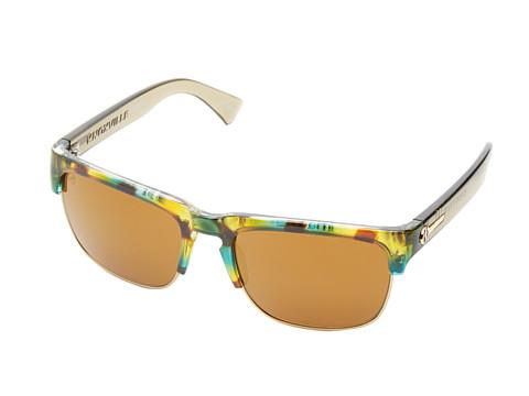 Electric Eyewear Knoxvilleun (Bronze Havana/M Bronze) Fashion Sunglasses