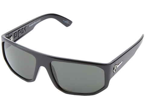 Electric Eyewear - BPM (Gloss Black/Grey Glass Polarized) Sport Sunglasses