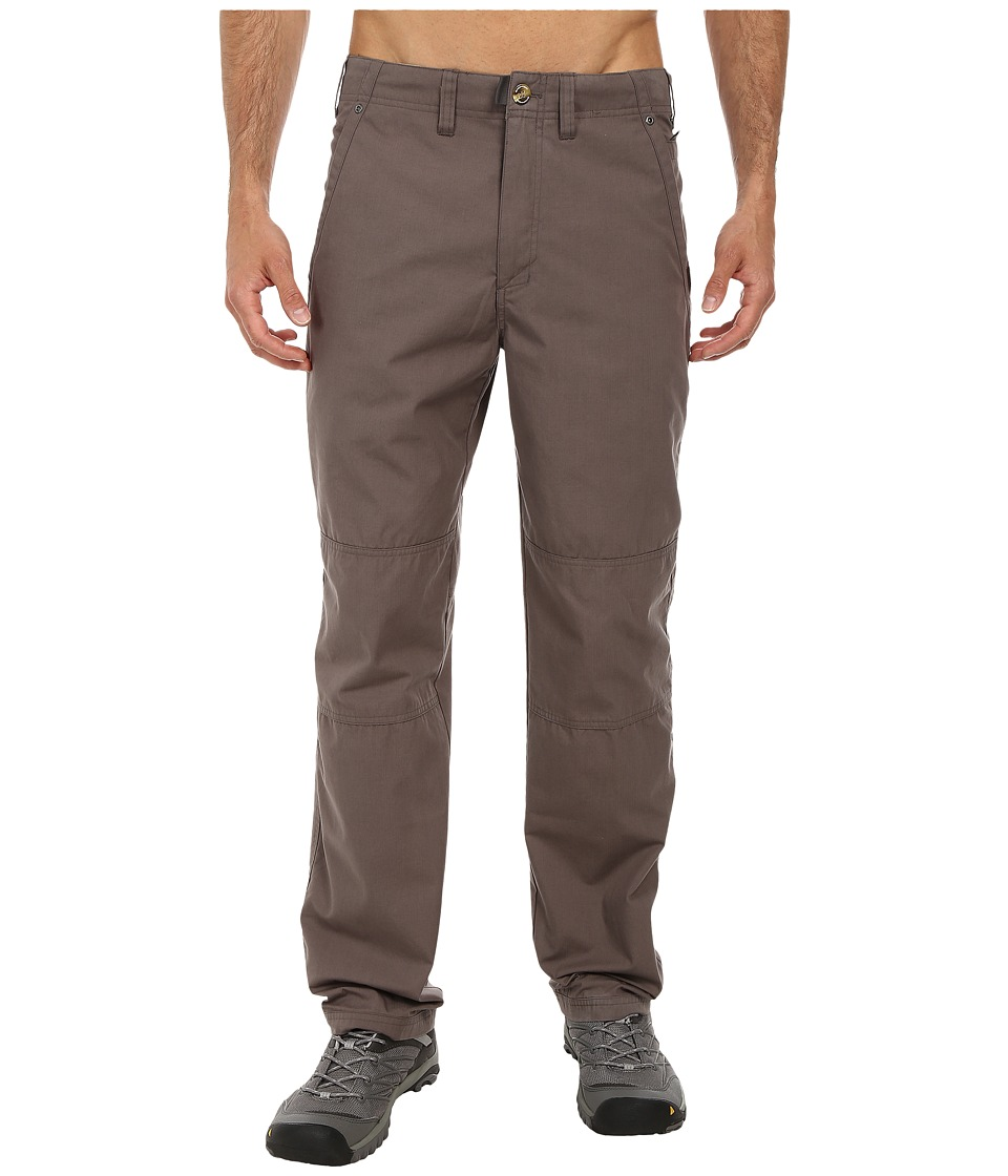 ExOfficio - BugsAway No Borders Pant (Slate) Men's Casual Pants