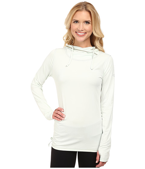ExOfficio - Sol Cool Ultimate Hoodie (Opaline) Women's Sweatshirt
