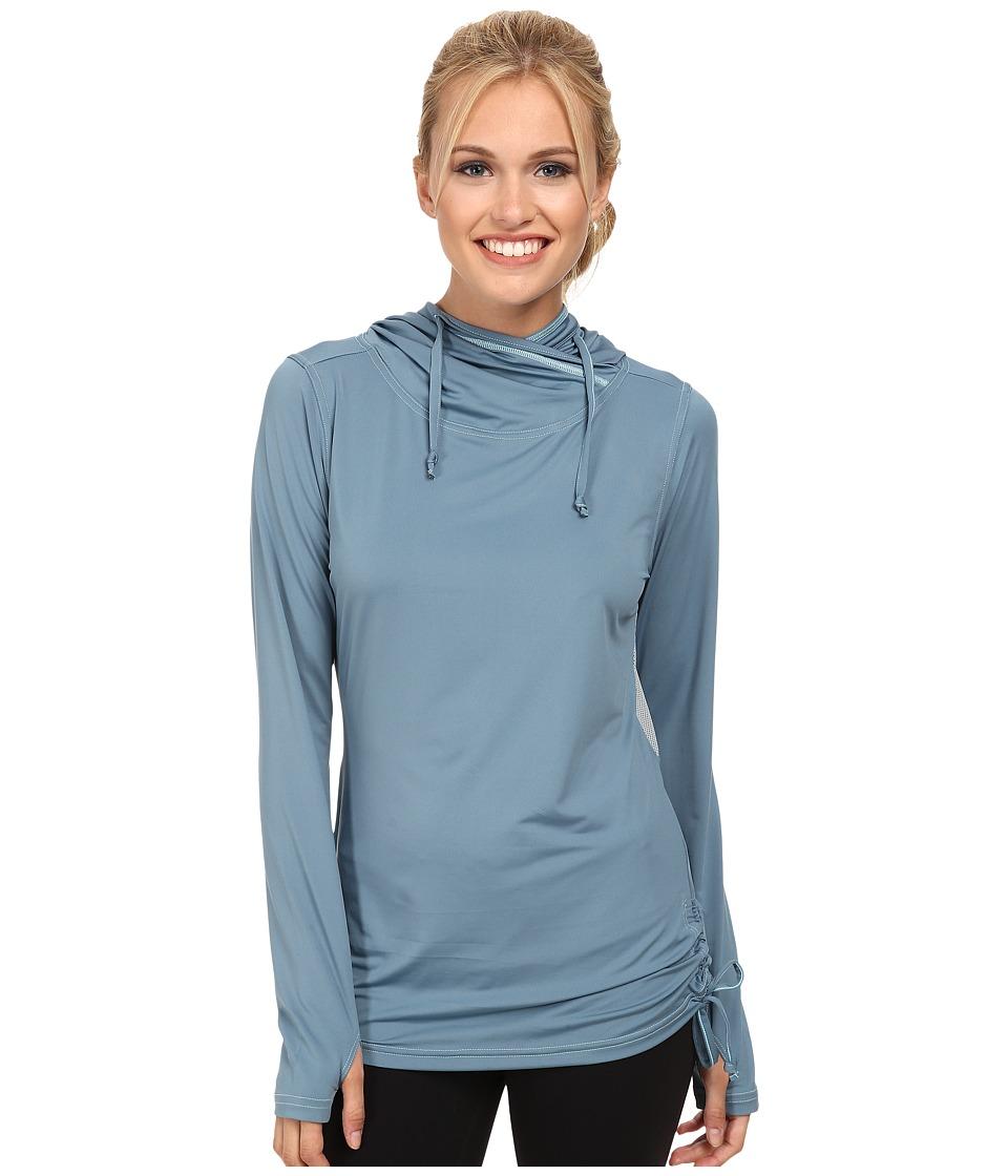 ExOfficio - Sol Cool Ultimate Hoodie (Dusk) Women's Sweatshirt