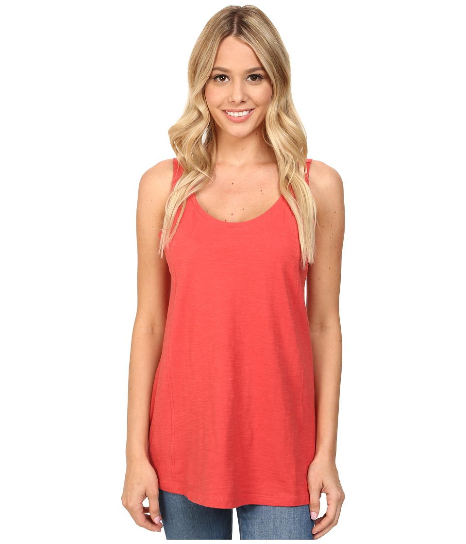 Toad&Co - Paintbrush Tank Top (Hibiscus) Women's Sleeveless