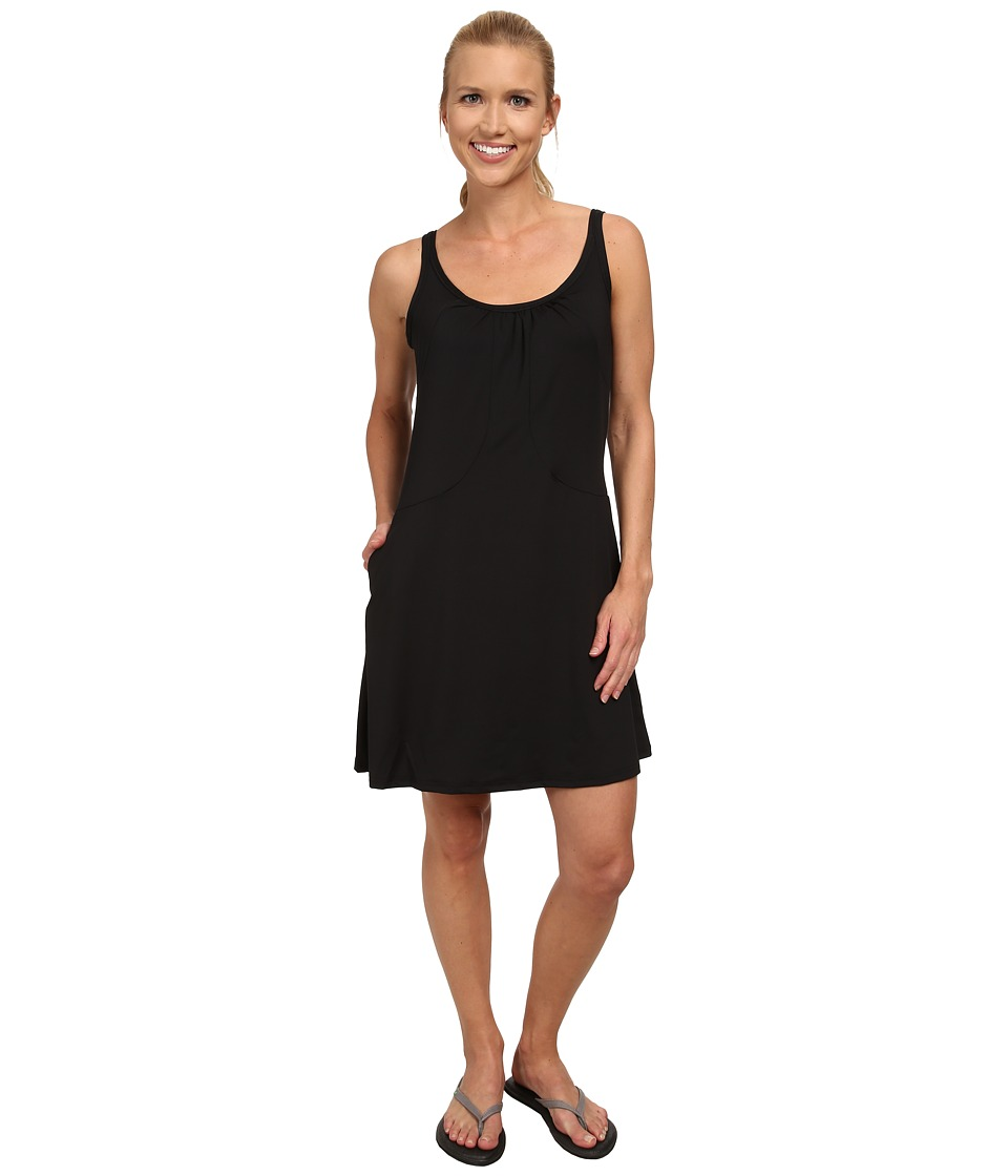 ExOfficio - Sol Cool Dress (Black) Women's Dress