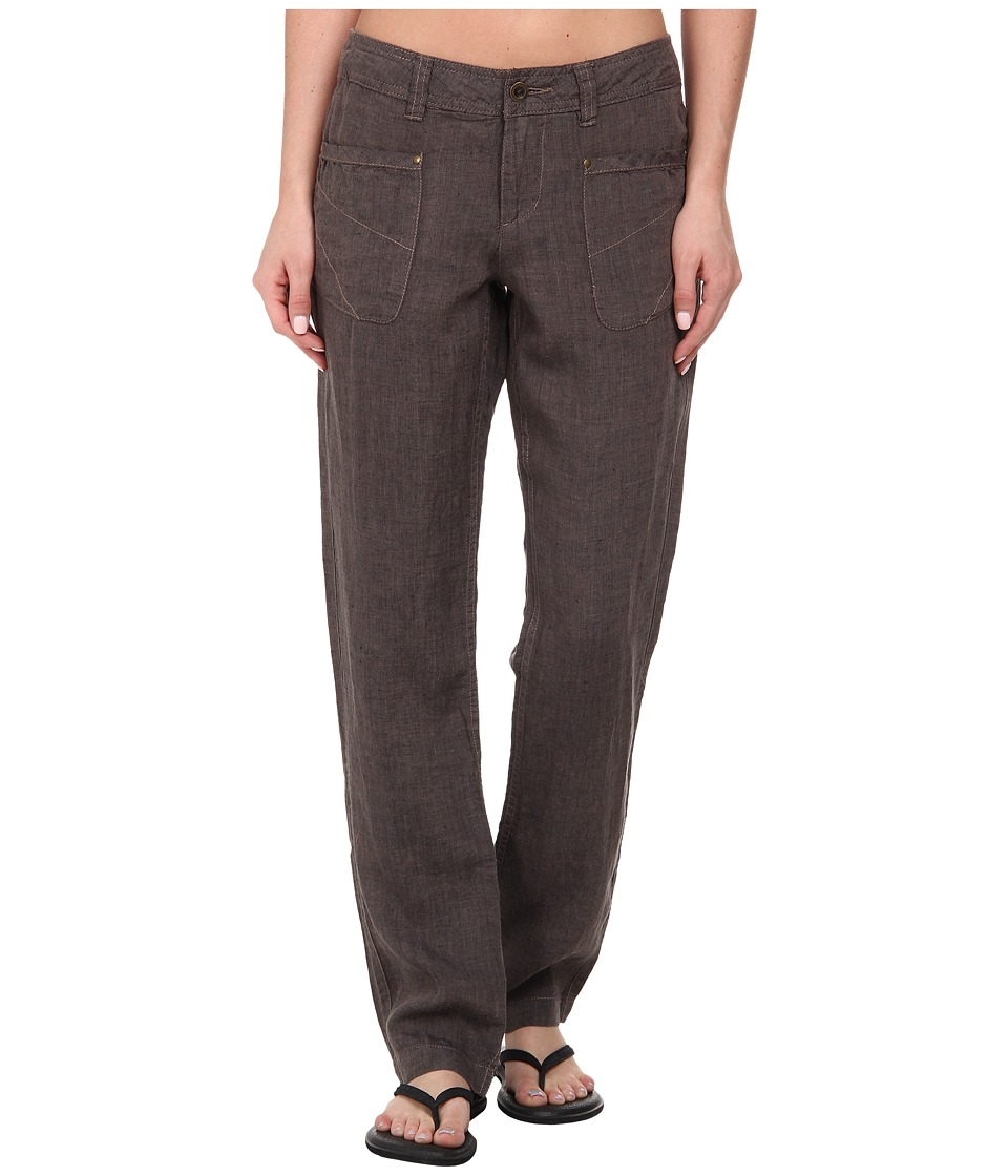 Toad&Co - Farflung Pants (Falcon Brown) Women's Casual Pants