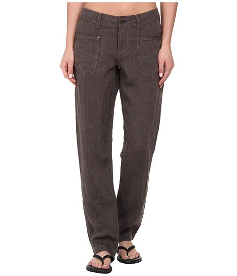 Toad&Co - Farflung Pants (Falcon Brown) Women's Casual Pants
