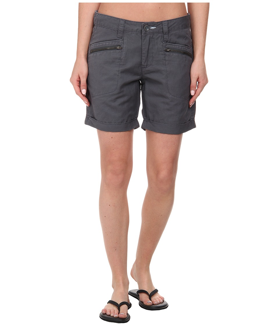 Toad&Co - Swept Away Short (Storm Grey) Women's Shorts
