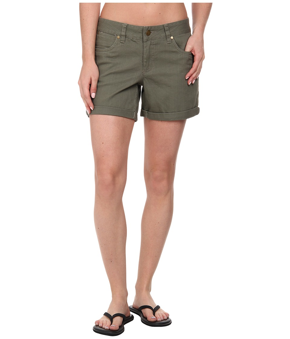 Toad&Co - Sisko Short (Dusty Olive) Women's Shorts