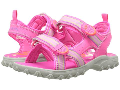 Stride Rite - M2P Snorkel (Toddler) (Pink) Girls Shoes