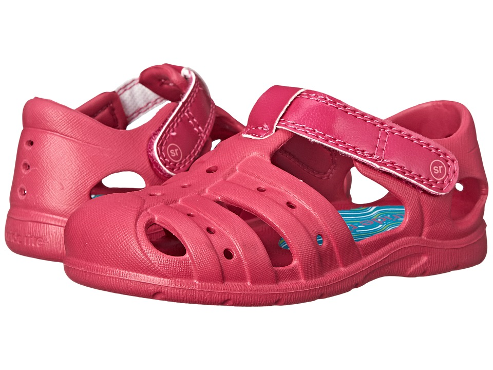 Stride Rite - Starfish (Toddler) (Pink) Girls Shoes
