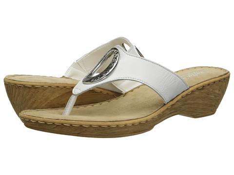 Bella-Vita - Bologna (White) Women's Sandals