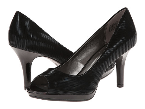 Bandolino - Supermodel (Black Synthetic) Women's Shoes