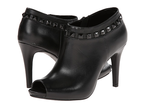 Bandolino - Evangeline (Black Leather) Women