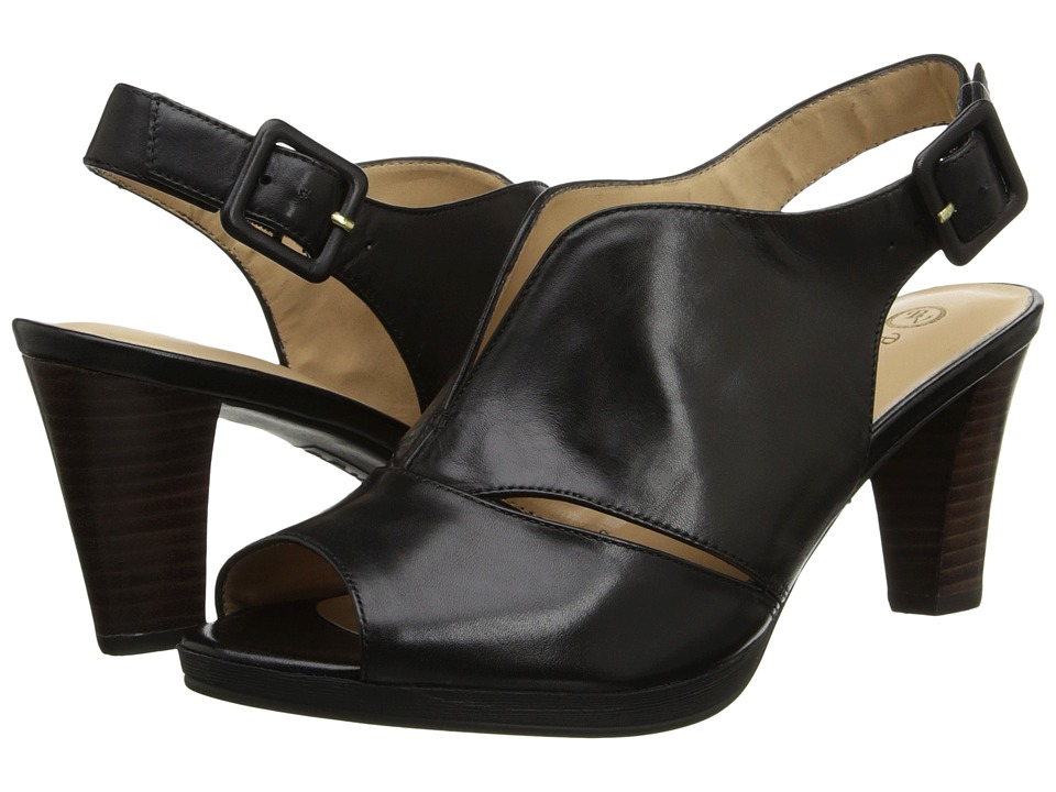 Bella-Vita - Leona (Black) High Heels