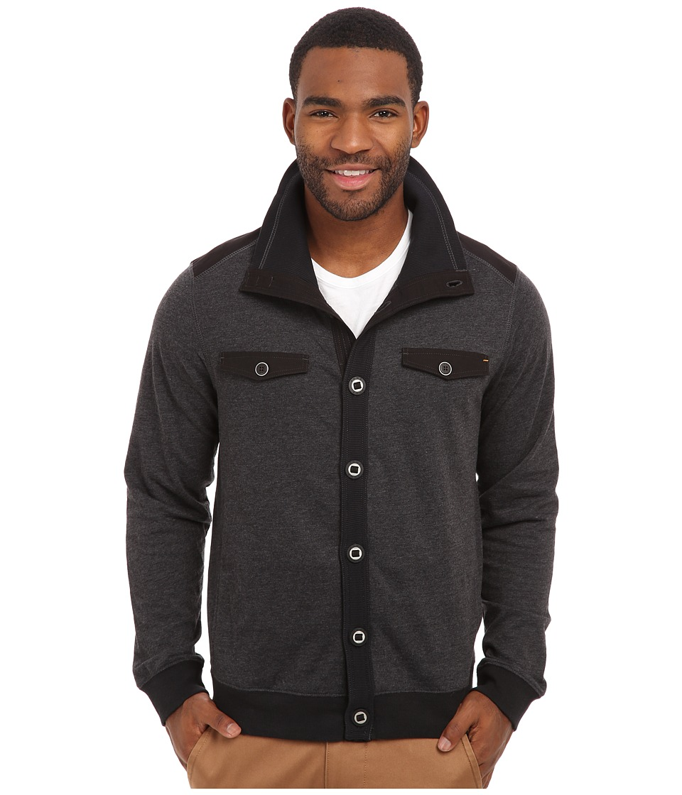 Howe - Deep Read Jacke (Black) Men's Coat
