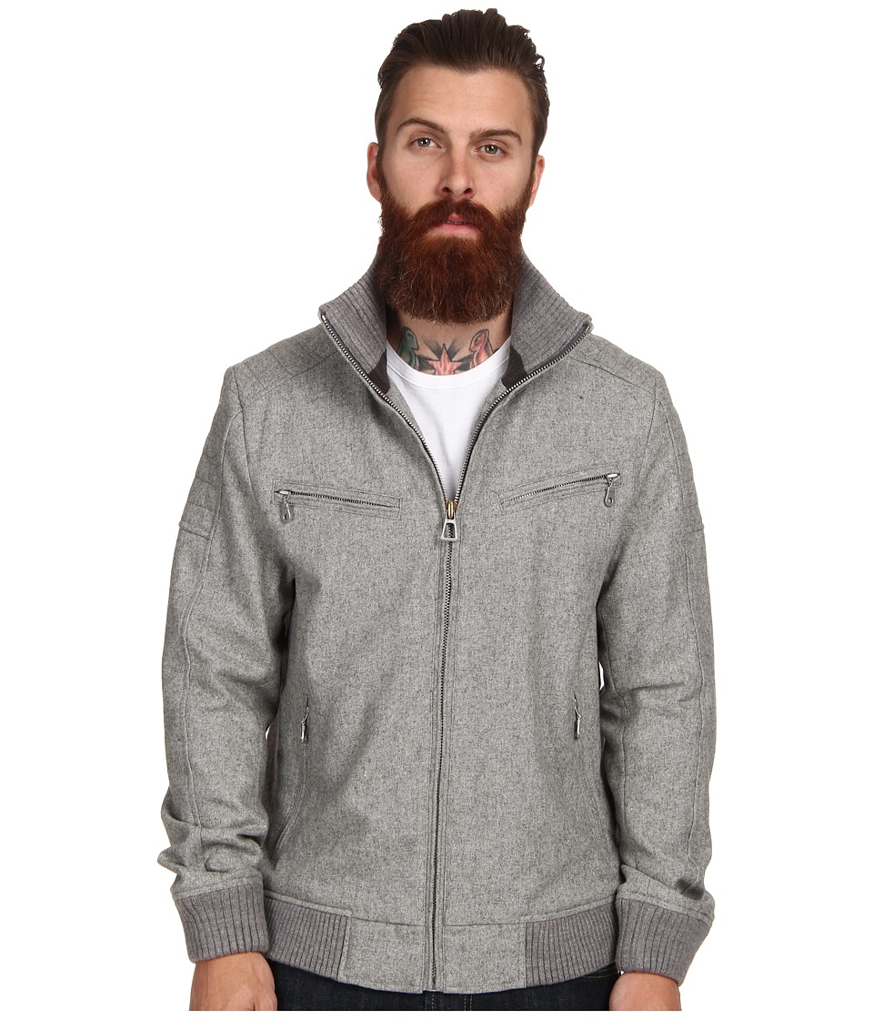 Howe - Police Theft Jacket (Enlisted Grey) Men's Coat