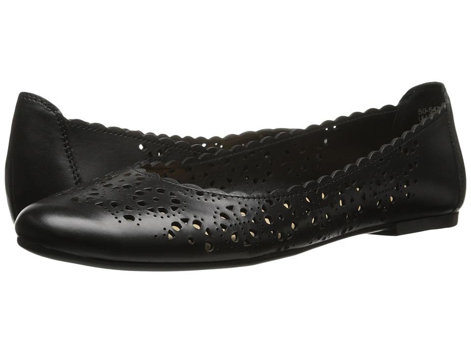 Bella-Vita - Tavie (Black) Women's Sandals