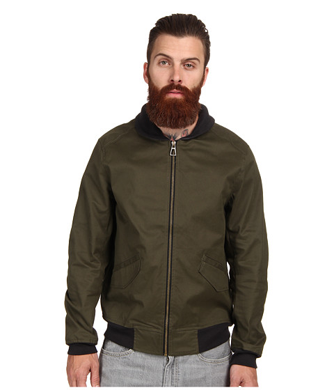 Howe - Glory Game Coaches Jacket (Forest Night) Men