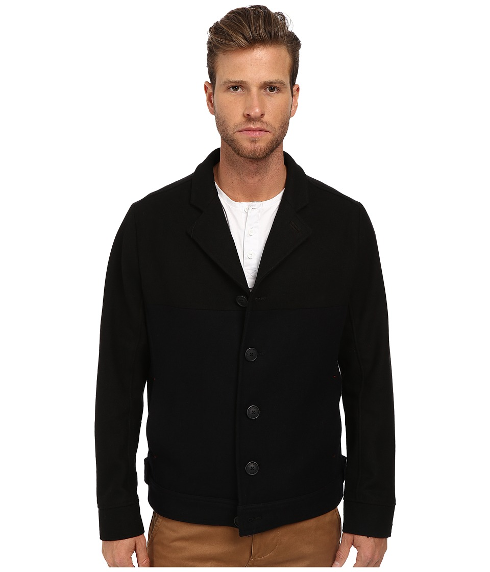 Howe - 3 On The Tree Jacket (Black) Men's Jacket