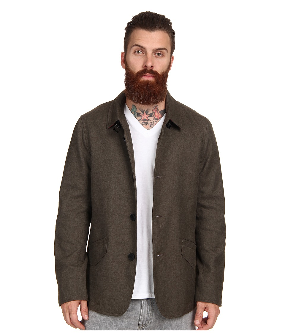 Howe - Imposter Costume Jacket (Forest Night) Men's Coat