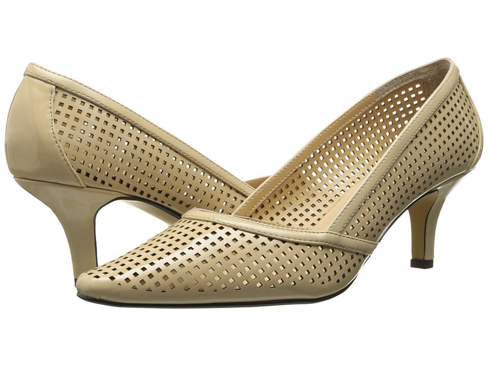 Bella-Vita - Willa II (Nude Patent) High Heels