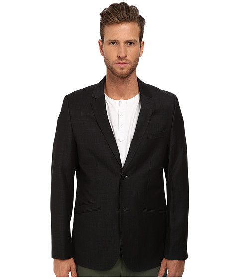 Howe - Mod Squad Denim (Paint It Black) Men's Jacket