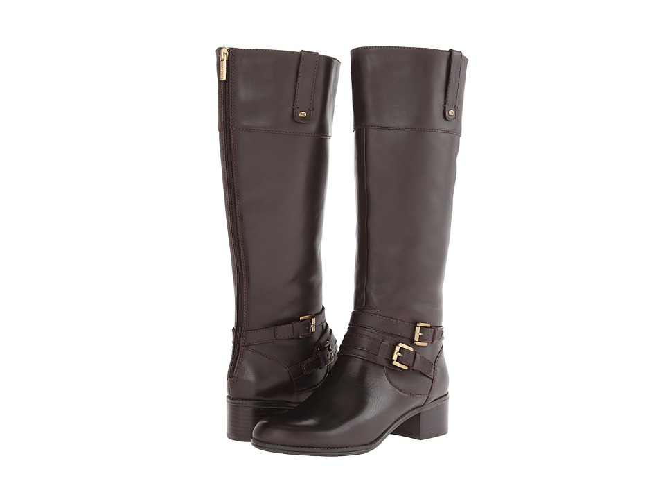 Bandolino - Cavendish (Dark Brown Leather) Women