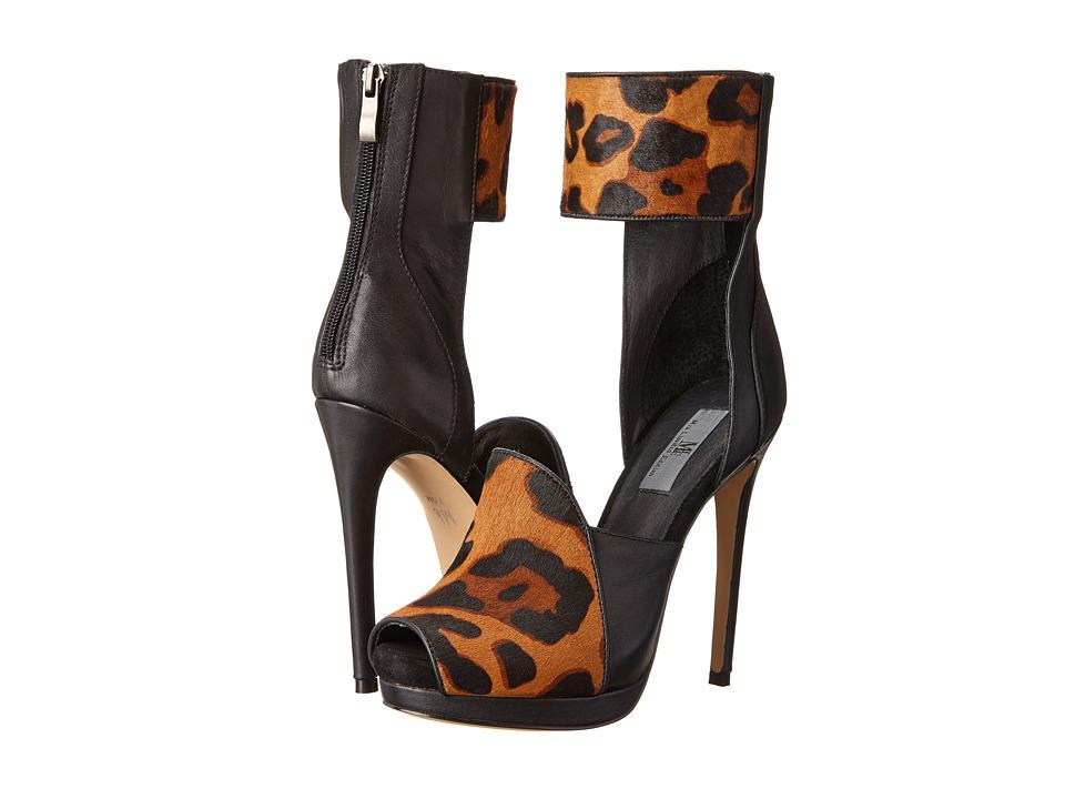 MIA - MLE - Kita (Leopard Pony) High Heels