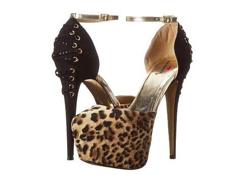 Luichiny - May Lynn (Leopard) High Heels