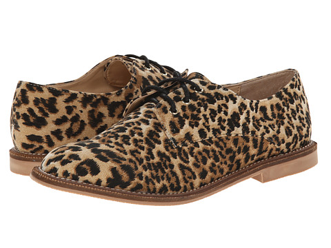 Luichiny - Lucky Girl (Leopard Imitation Suede) Women's Shoes