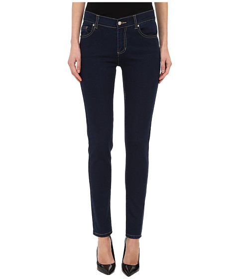 Versace Jeans - 5-Pocket Slim Fit Jeans (Indigo) Women's Jeans