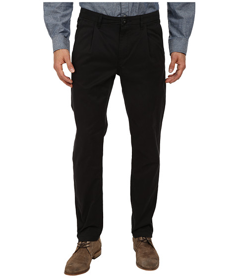 Howe - The Riders Pant (Black) Men's Casual Pants