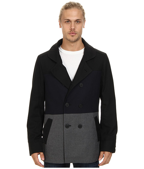 Howe - Rolls Royce (Black) Men's Coat
