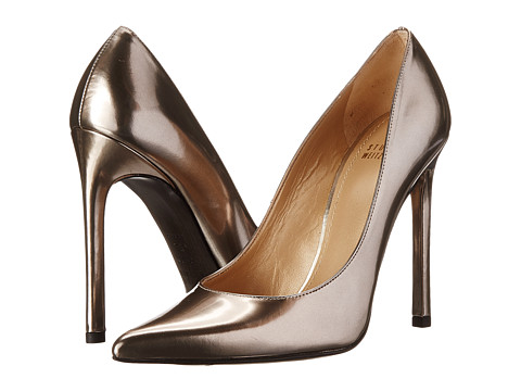 Stuart Weitzman - Queen (Chablis Metal Mirror) High Heels