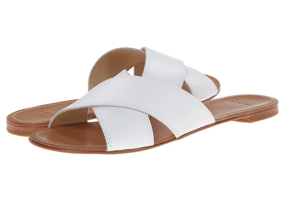 Stuart Weitzman - Byway (White Vachetta) Women's Sandals