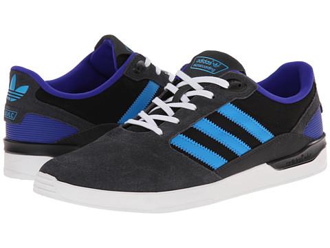 adidas Skateboarding - ZX Vulc (Solid Grey/Solar Blue/Night Flash) Men