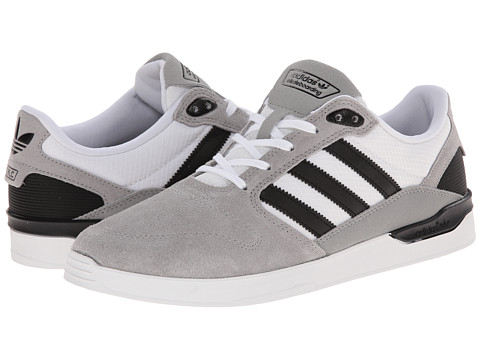 adidas Skateboarding - ZX Vulc (White/Core Black/Med Grey Heather) Men