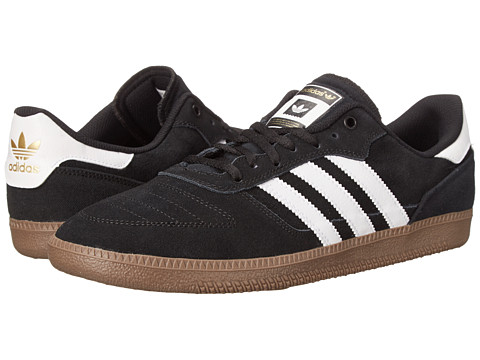 adidas Skateboarding - Skate Copa (Black/White/White) Men's Skate Shoes
