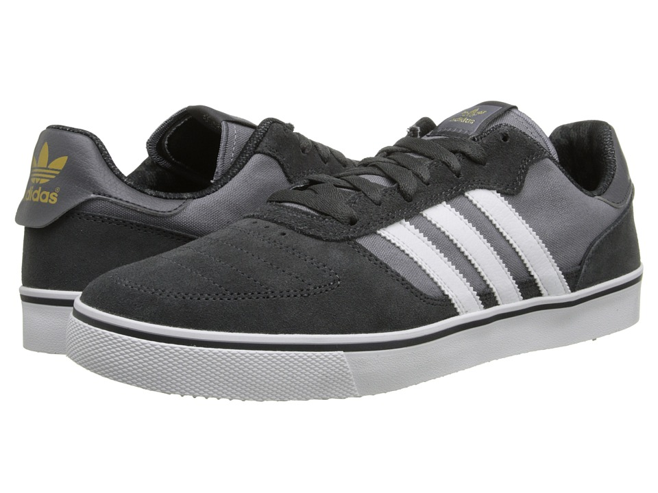 adidas Skateboarding - Copa Vulc (Solid Grey/White/Dark Grey) Men